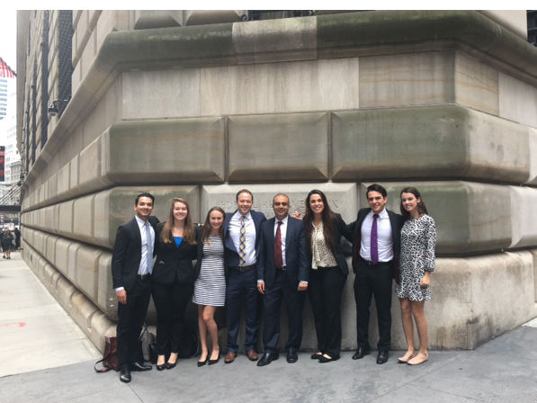 2016 College Fed Challenge Team